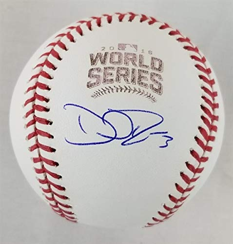 David Ross Chicago Cubs Signed Autograph Official World Series MLB Baseball Steiner Sports Authentic - Signed Cubs Mlb Baseball Chicago