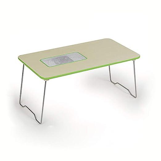 ZLL Mesa portatil Mesa Plegable - Mesa de Escritorio portátil ...
