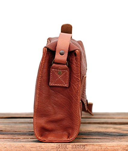 Style Light Bag Vintage Brown Marius L'indispensable Shoulder Paul wBxqA8g