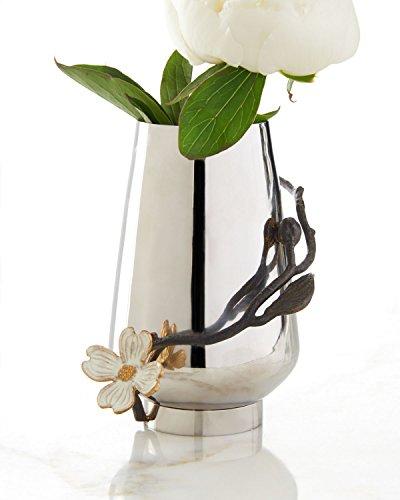 Michael Aram Dogwood Bud Vase (Brass Bud Vase)