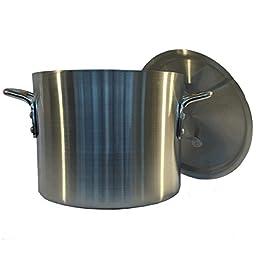 HomeBrewStuff Table Top Nano-Brewery 2 Gallon Aluminum Brew Pot With Lid