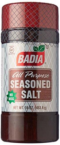 BADIA SEASON SALT, 16 OZ by Badia