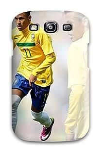 New Neymar Tpu Case Cover, Anti-scratch GPCZK1217ENzlK Phone Case For Galaxy S3