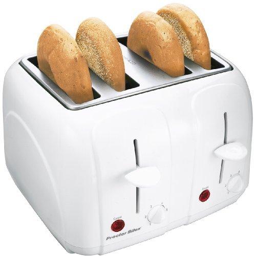 Proctor Silex 4-Slice Toaster    24203Y by Proctor Silex