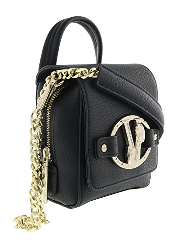 Versace-EE1VQBBJ9-E899-Black-Satchel-Bag