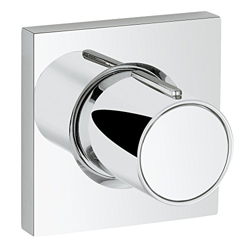 Grohtherm Single Handle Control Round Handle