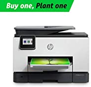 HP OfficeJet Pro 9025 All-in-One Wireless Printer Single-pass (Automatic) Document Feeder and Two Paper Trays  Smart Home Of