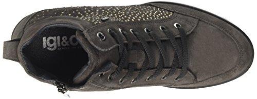IGI&Co Damen 8800100 Desert Boots Grigio (Scam.Super10/12)
