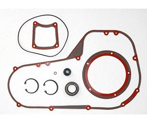 James Gaskets Primary Gasket Kit Cover for Harley Davidson 2005-06 FLH, FLT - One Size