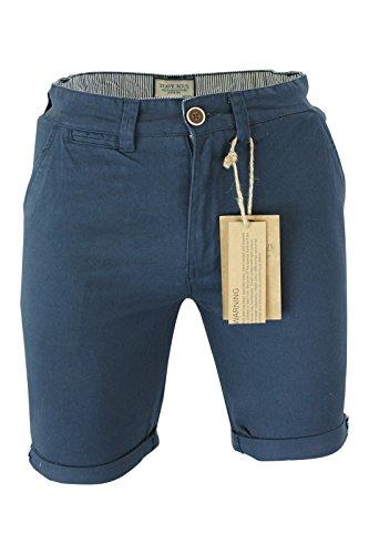 Brave Soul - Pantalón corto - para hombre azul marino