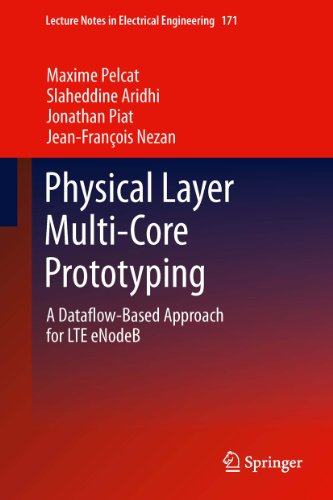 Download Physical Layer Multi-Core Prototyping: A Dataflow-Based Approach for LTE eNodeB: 171 (Lecture Notes in Electrical Engineering) Pdf