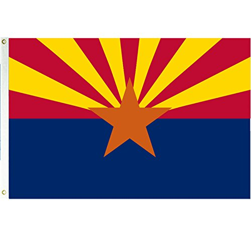 Arizona 3x5 Polyester Flag