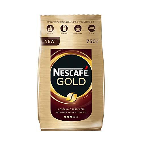 Coffee Nescafe Gold 750 gramm Big Pack (1.65lb)