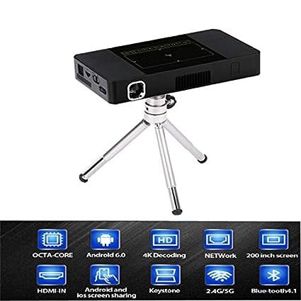 Amazon.com: Mini Pico HD Proyector de bolsillo para iPhone ...