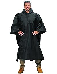 Repel Rainwear XL Poncho .22mm EVA Black (Big and Tall) 12714-BK