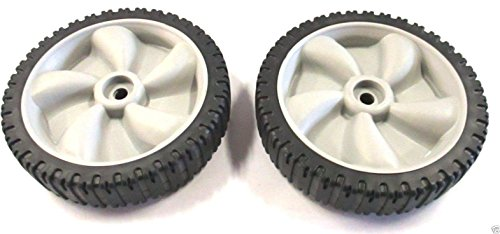 - MTD 2 Genuine 634-0190A Front Drive Wheels For Yard-Man Yard Machines Bolens OEM