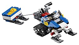 LEGO Creator 31049 Twin Spin Helicopter Building Kit (326 Piece)