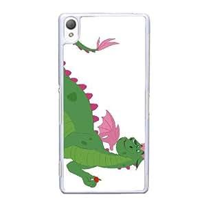 Sony Xperia Z3 Cell Phone Case White Pete's Dragon Elliott ST1YL6725315