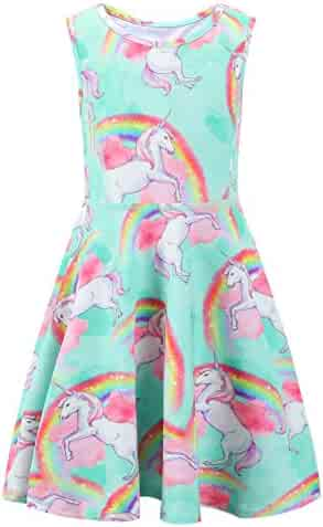 Liliane Unicorn Dresses, Leggings, Hoodies, and T-Shirts