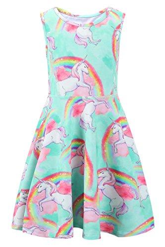 2cafd510c28 Liliane Girls Unicorn Dresses