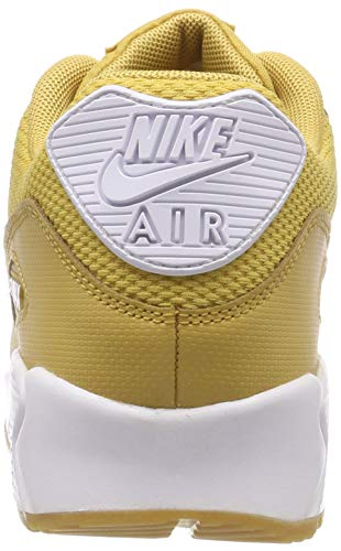 Nike Air Wheat Multicolore Max Gold da Gum Ginnastica 701 90 Scarpe Donna White Light White Brown wward1qB