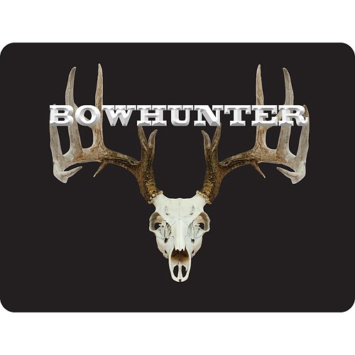 (Decals With Distinction DWD Bowhunter Deer Skull Decal 10