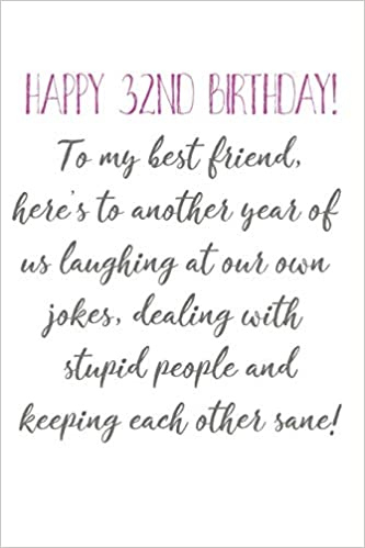happy nd birthday to my best friend funny nd birthday card