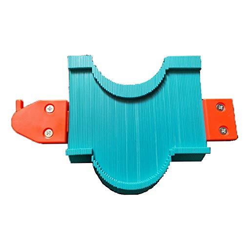 Locking Contour Gauge Shape Duplicator Lockable Outline Gauge (5 -