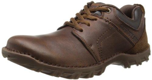 Chenille Hommes Émergent Chaussures En Cuir Arachide