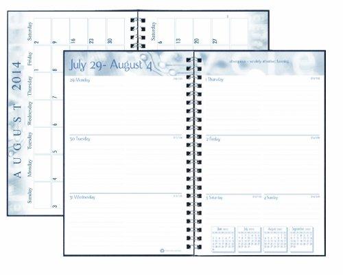 House of Doolittle Academic Weekly Planner, Student Assignment - 2015 Weekly Planner Erin Condren