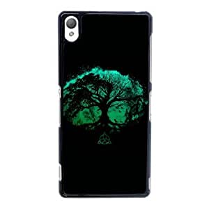 Sony Xperia Z3 Cell Phone Case Black Tree of Life YT3RN2574733