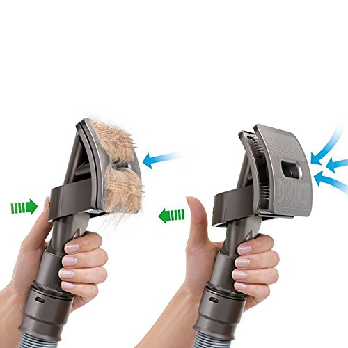 Green Label Dog, Pet, Animal Attachment Groom Tool Compatible with Dyson Vacuum Cleaners (Compares to 921001, 921000)