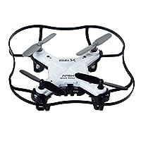 Mini RC Quadcopter 4 Channel 2.4 GHz 6-axis Gyro ,Mini Drone RTF GD50F (White) from ZH Electrinic Co ., Ltd