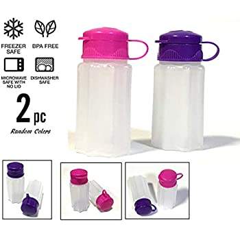 Amazoncom Rubbermaid Salt And Pepper Shaker Set White