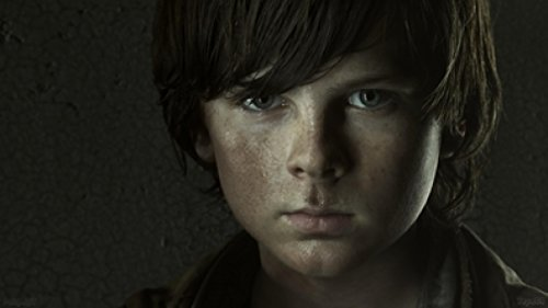 Chandler Riggs Poster New! Rare!