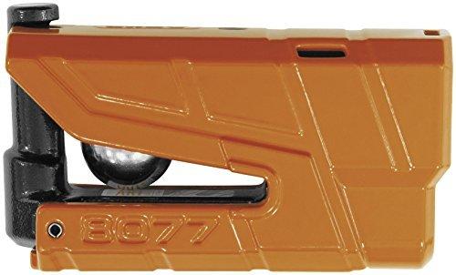 Abus Brake disc lock Granit Detecto X Plus 8077, orange by ABUS