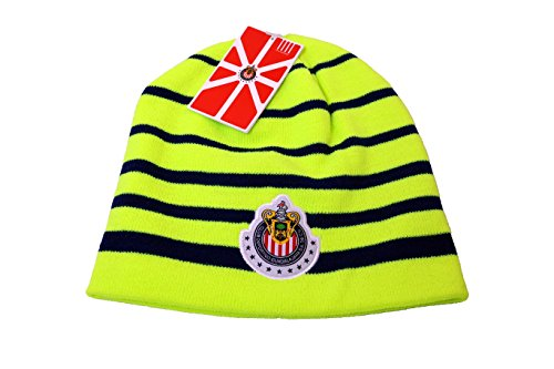 Chivas De Guadalajara Authentic Official Licensed Product Soccer Beanie - 006 by RHINOXGROUP