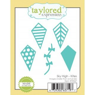 Taylored Expressions Die - Sky High -