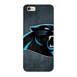 4ee583c703 Snap On Case Cover Skin For Iphone 6 Plus(carolina Panthers Grungy)/ Appearance Nice Gift For Christmas by icecream design