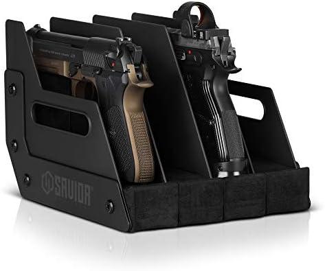 Top 10 Best pistol holder for gun safe Reviews