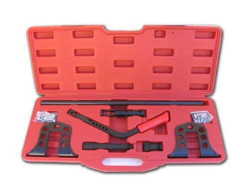 Universal Car Valve Spring Remover Installer Compressor Tool Kit by Made in Taiwan