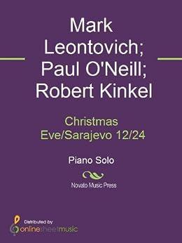 Christmas Eve/Sarajevo 12/24 - Kindle edition by Mark Leontovich ...
