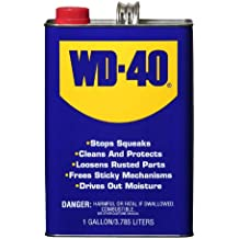WD-40 490111 Multi-Use Lubricant Product Heavy Duty One Gallon