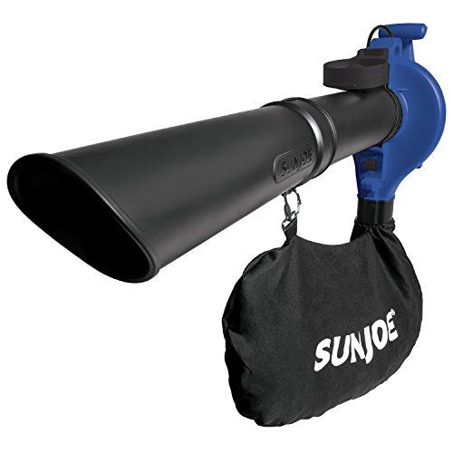 Sun Joe SBJ603E-SJB Blower Joe Electric 3-In-1 Blower Vacuum/Mulcher, Dark - Products Sun Joe