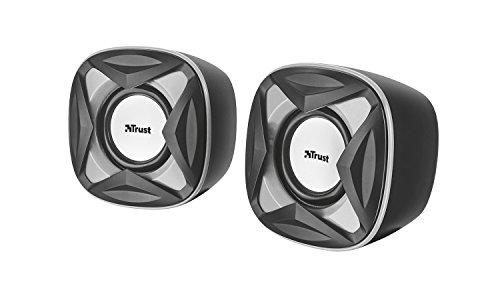 Trust Xilo Compact 2.0 4W Black,Grey by Trust