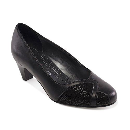 Black Combi Court Womens Scarpe Padders Joanna xg7YIqY1