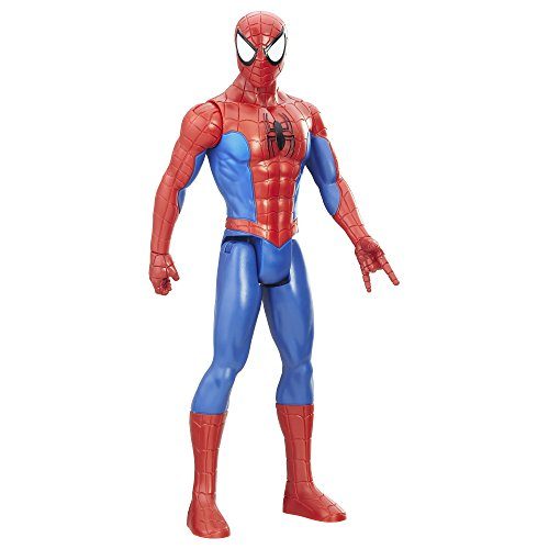 Spider Man Titan Hero Series Action Figure