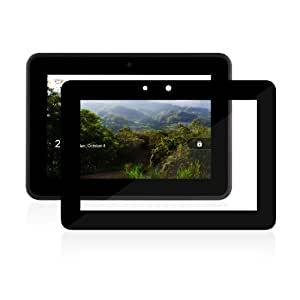 """Moshi iVisor XT (HD clear) No-Bubble Screen Protector for Kindle Fire HD 7"""" (Previous Generation)"""