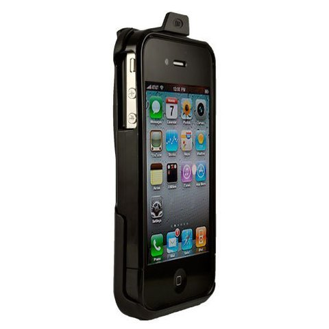 - AGF Vandelay Hard Shell Case w/ Holster for iPhone 4 or 4S