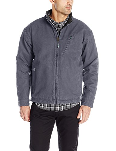(Arborwear Men's Bodark Work Jacket, Diesel, Large)